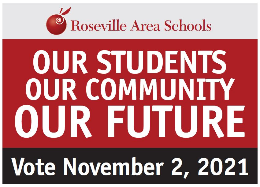 Roseville Area Schools: Our students, our community, our future.