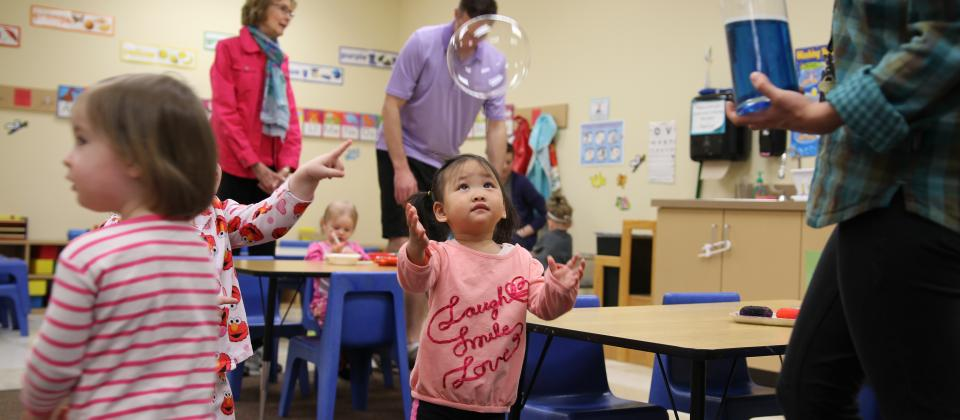 Early Childhood Family Education Ecfe Roseville Area Schools